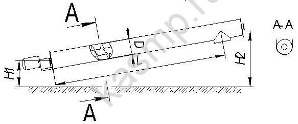Угол наклона шнекового транспортера параметры дисков фольксваген транспортер т4