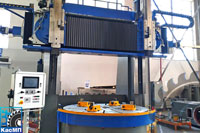 Новые мощности по обработке больших диаметров
